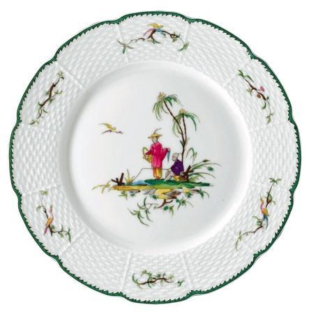 Raynaud  Si Kiang #6 Dessert Plate $145.00