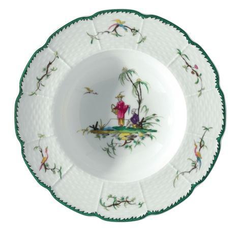 Raynaud  Si Kiang #6 Rim Soup Plate $154.00