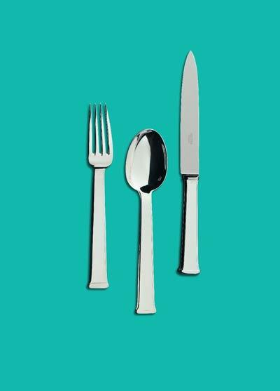 Silver Plated Flatware - Sequoia collection with 46 products