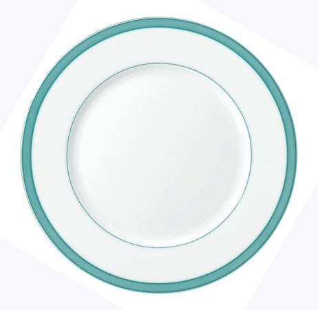 Raynaud  Tropic - Turquoise Dinner Plate $78.00
