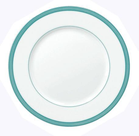 Raynaud  Tropic - Turquoise Salad Plate $59.00