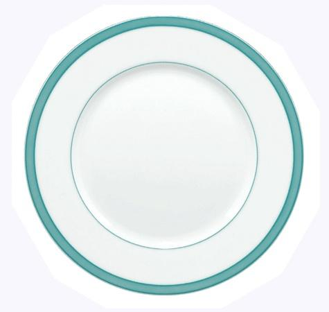 Raynaud  Tropic - Turquoise Bread & Butter Plate $48.00