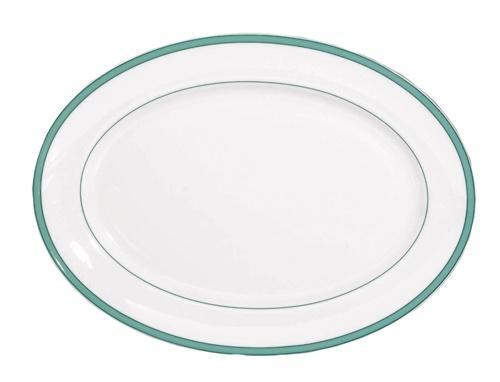 Raynaud  Tropic - Turquoise Oval Platter $345.00