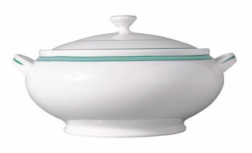 Raynaud  Tropic - Turquoise Soup Tureen $658.00