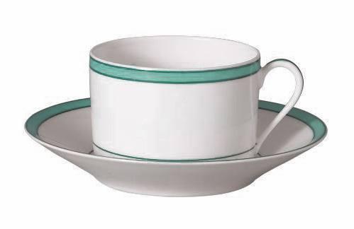 Raynaud  Tropic - Turquoise Breakfast Cup $65.00