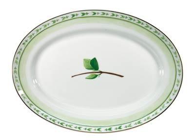 $530.00 Oval Platter
