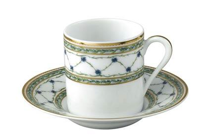 Raynaud  Allee Royale Coffee Cup 2.2 in 2.4 oz. $140.00