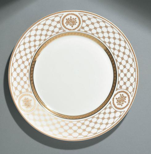 $470.00 White  Bread and Butter Plate