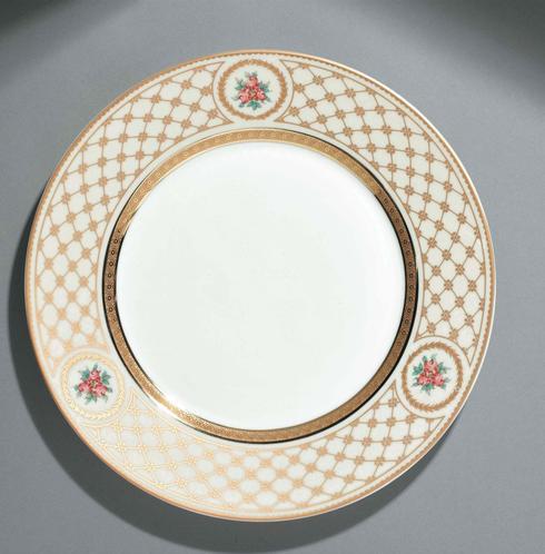 $950.00 Ivory  Dinner Plate