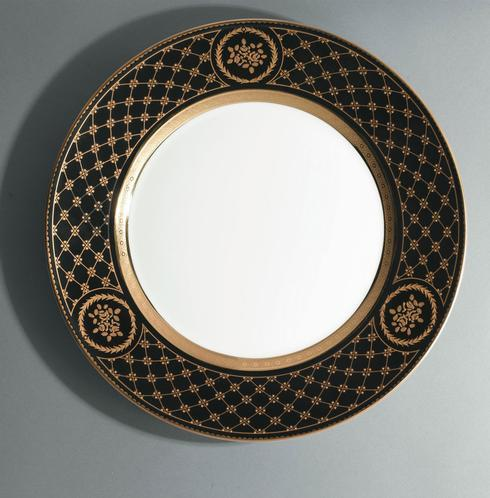 $550.00 Noir  Bread and Butter Plate