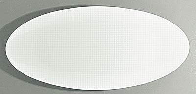 $150.00 Oval Flat Plate