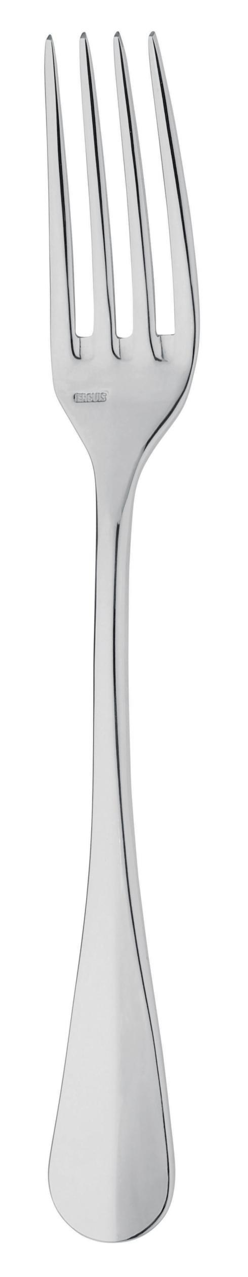 $60.00 Dinner Fork Silver - Plated