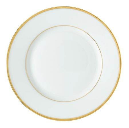 Raynaud Fontainebleau With Gold Filet Salad Plate $84.00
