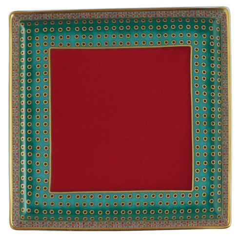 """$150.00 Carmine Small Tray 4.3"""" x 4.3"""""""
