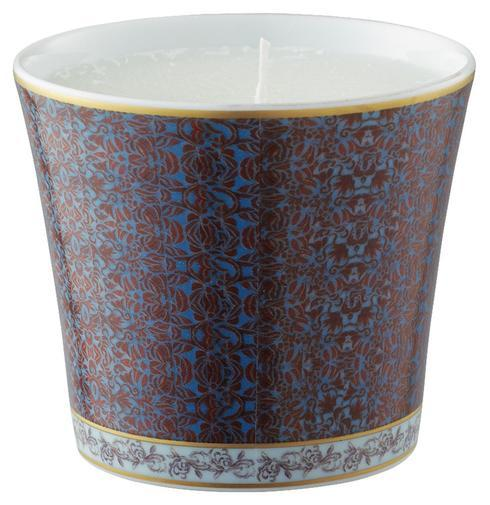 $160.00 Turquoise Candle Pot