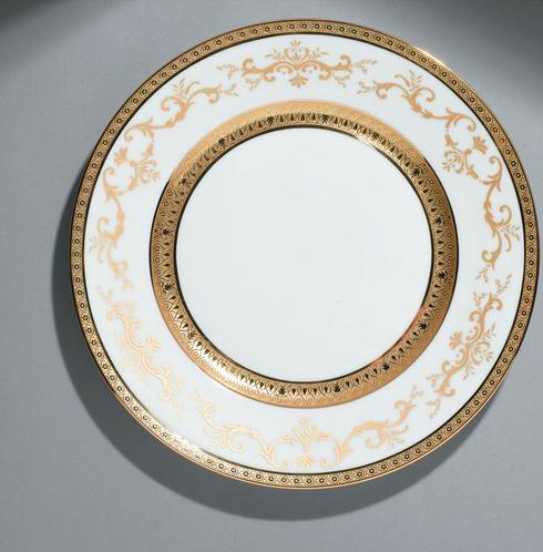 $555.00 Blanc  Bread and Butter Plate