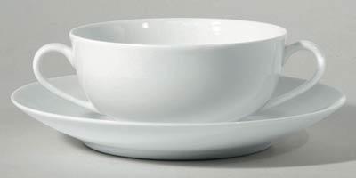 $100.00 Orient Cream Soup Cup