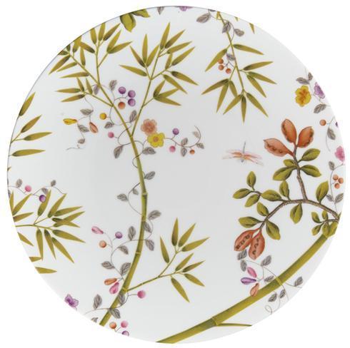 $100.00 White Dinner Plate