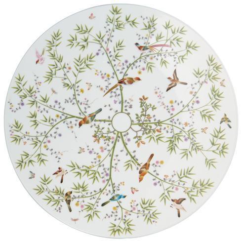 Raynaud  Paradis White Buffet Plate $175.00