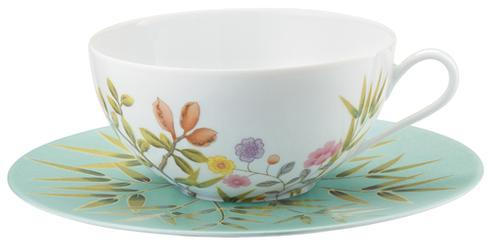 $68.00 Turquoise Breakfast Saucer Only