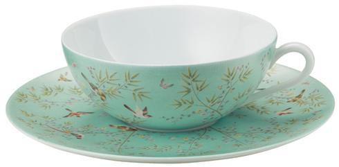 $100.00 Turquoise Tea Cup