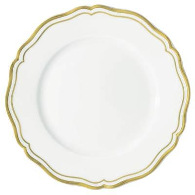 Raynaud  Polka Gold Dessert Plate $125.00