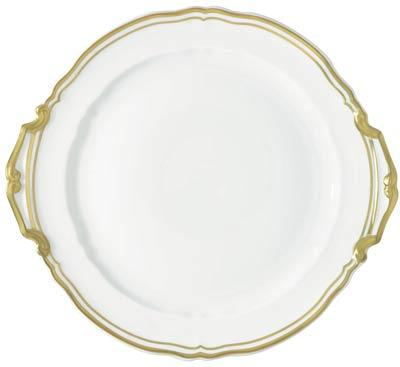 $365.00 Cake Dish With Handles