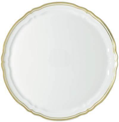$425.00 Round Flat Cake Plate