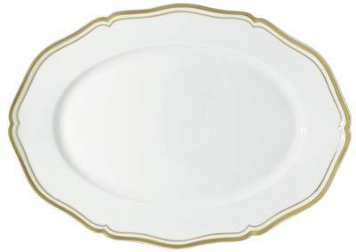 $610.00 Oval Platter