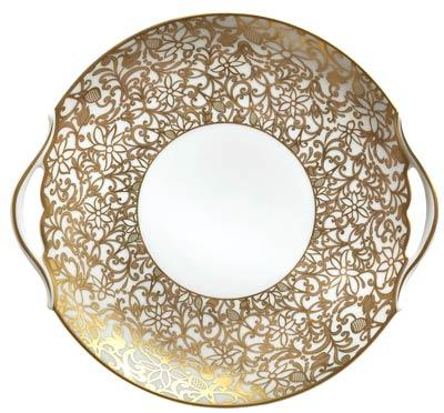 $655.00 Cake Dish with Handles