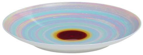 $600.00 White and Red Large Bowl