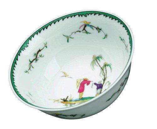 Raynaud  Si Kiang #1 Rice Bowl $85.00