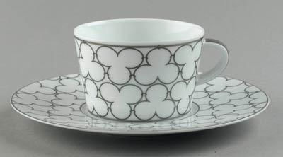 Raynaud  Silver  Tea Saucer $52.00