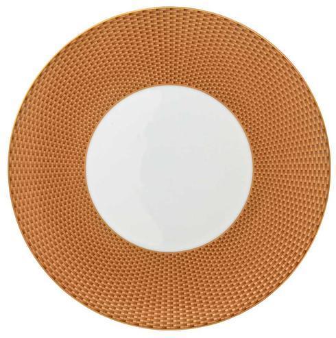 Raynaud Tresor Orange Orange Dinner Plate $205.00