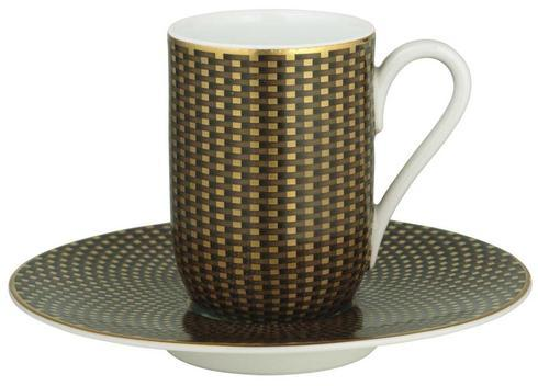 Brown Expresso Saucer