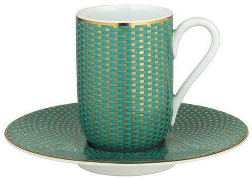 Turquoise Expresso Saucer
