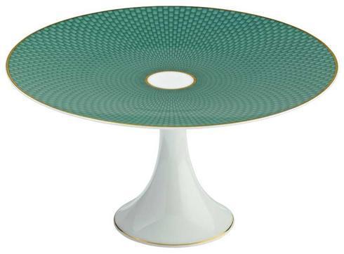$230.00 Turquoise Medium Petit Four Stand