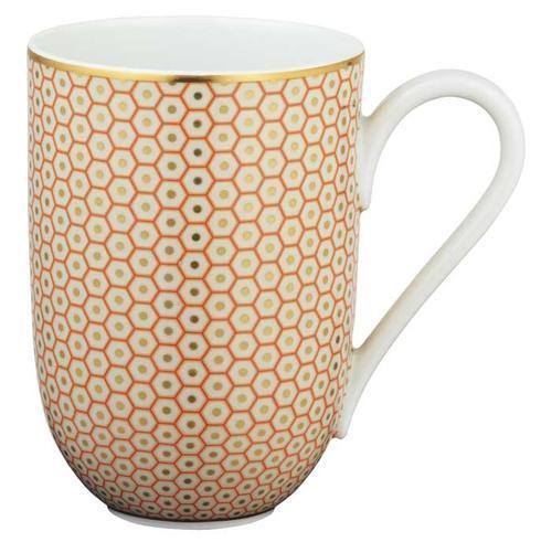 Raynaud Tresor Orange Orange Mug $215.00