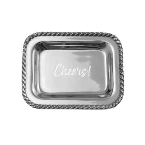 $40.00 Masthead Extra Small Tray with Cheers!