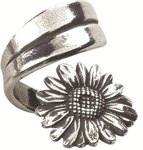 $19.50 Ring, April/Daisy