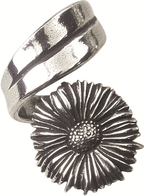 $19.50 Ring, September/Aster