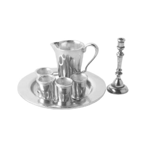 $36.00 Miniature Julep Cup 7 Piece Set