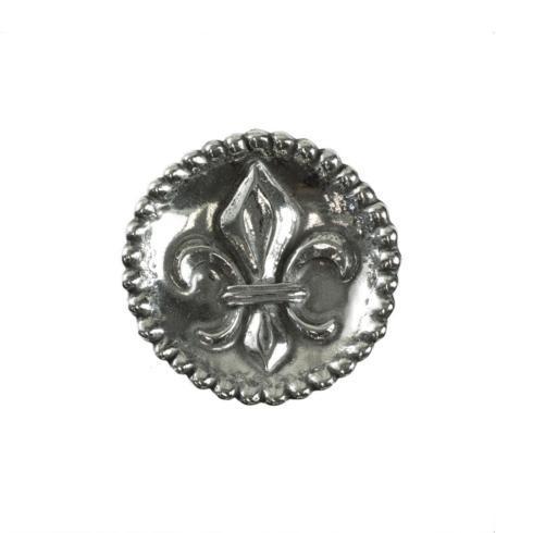 $15.00 Ring Dish - Fleur de Lis