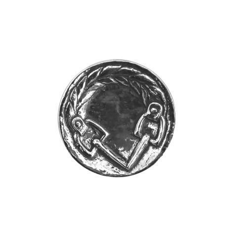 $16.00 Ring Dish - Horse Bit
