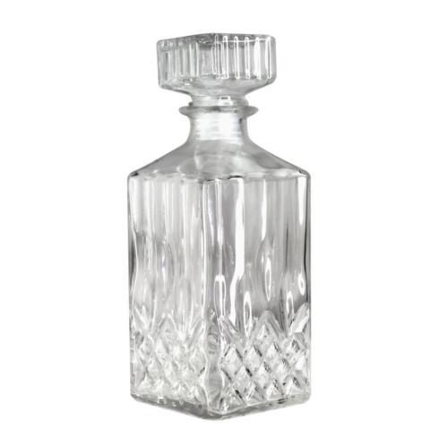 $40.00 GLASS DECANTER