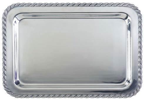 Masthead Small Rectangular Tray, 9 ¼