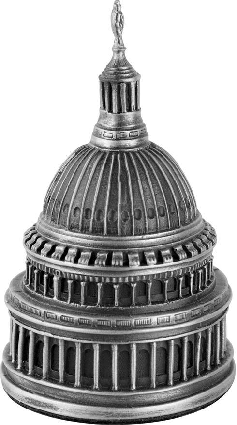 $64.00 Capitol Dome Paper Weight