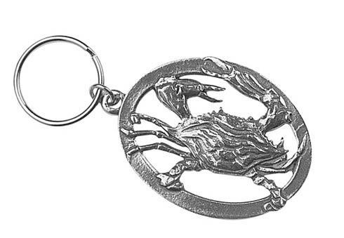 Crab Key Ring