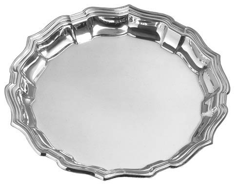 """$260.00 14"""" Chippendale Tray"""