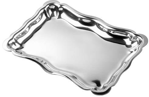 "$42.00 6"" Scalloped Tray"